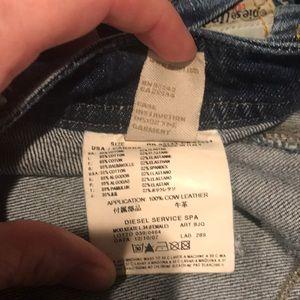 Diesel Jeans - Diesel Keate Jeans